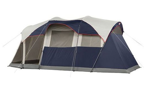 Types of Camping Tents - Cabin Tent