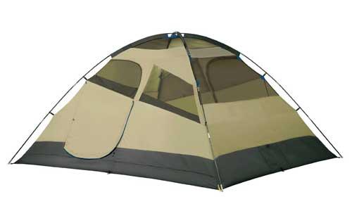 Family Camping Tents - Eureka Tetragon 8