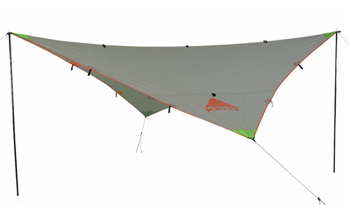 Backpacking Tent - Tarp Shelter