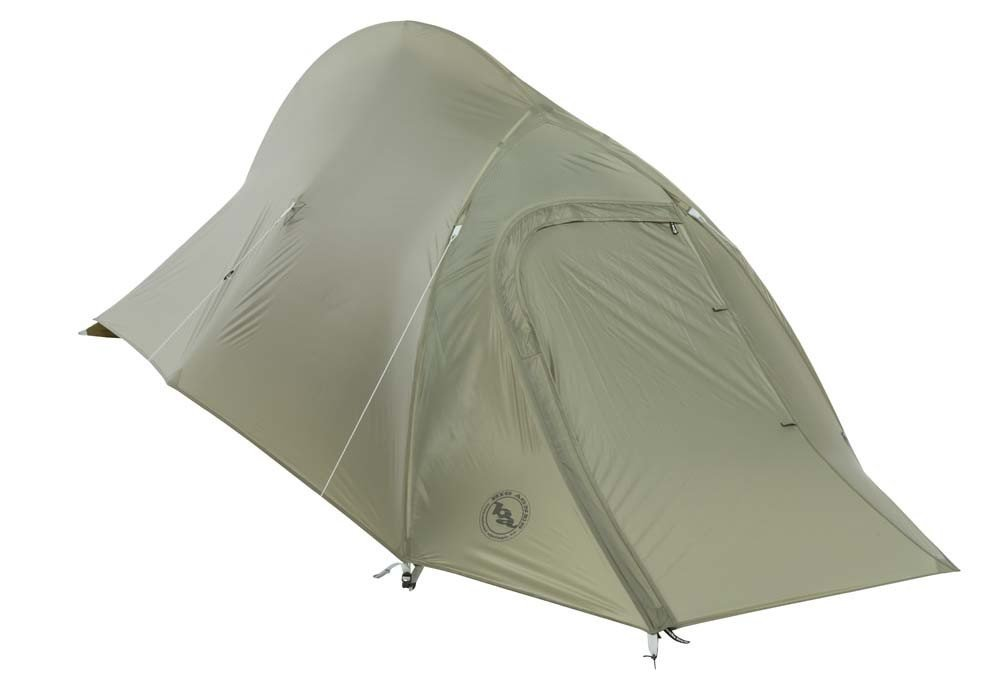 Covered - Big Agnes Seedhouse SL1 Tent