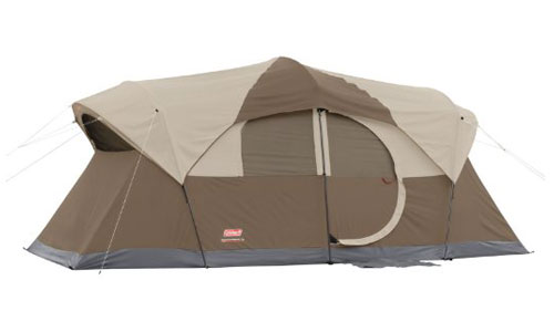 Family Camping Tents - Coleman Weathermaster