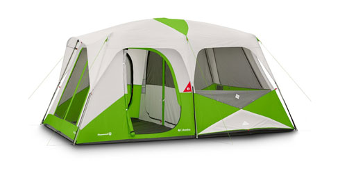 Columbia Tents - Pinewood 10