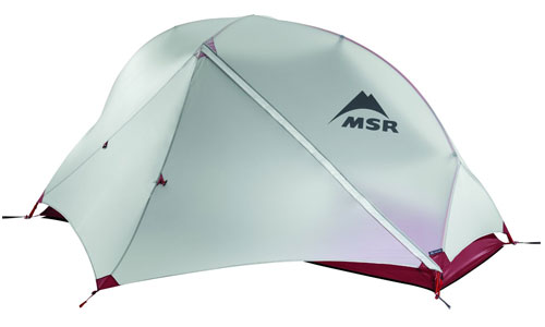 Backpacking Tent - MSR Hubba