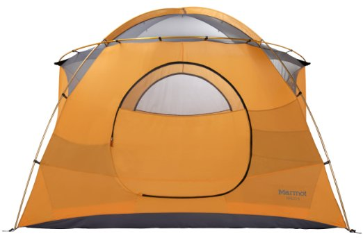 Marmot Halo 6 Tent Review