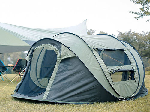 Pop Up C&ing Tents - FiveJoy  sc 1 st  Smart C&ing Tent Reviews : best pop up tents - memphite.com