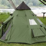 Cool Camping Tents - Guide Gear Teepee Tent