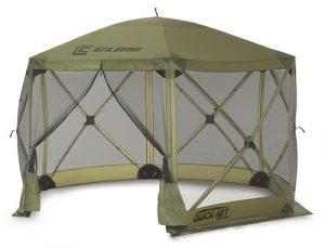 Clam Quick Set Up Beach Tent - Best Beach Tent