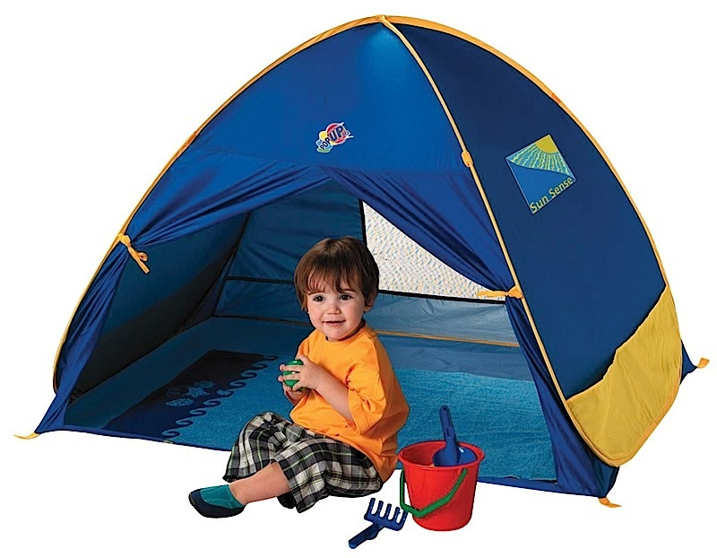 A Look At The Best Beach Tents For Babies