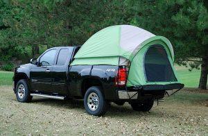 Napier Backroadz Truck Tent - Best Truck Camping Tents