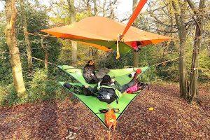 Tentsile Trillium Hammock - Best Camping Hammock